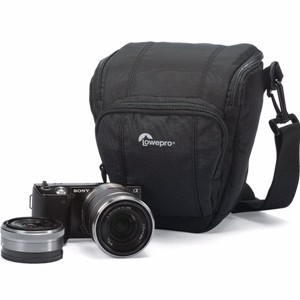 Lowepro Toploader Zoom 45AW II Sort
