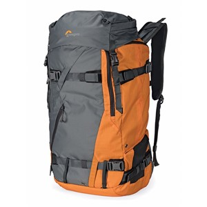 Lowepro Kameraryggsekk Powder BP 500 AW Grey/Orange