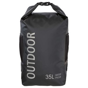 Hama Vanntett Ryggsekk Outdoor 35L sort