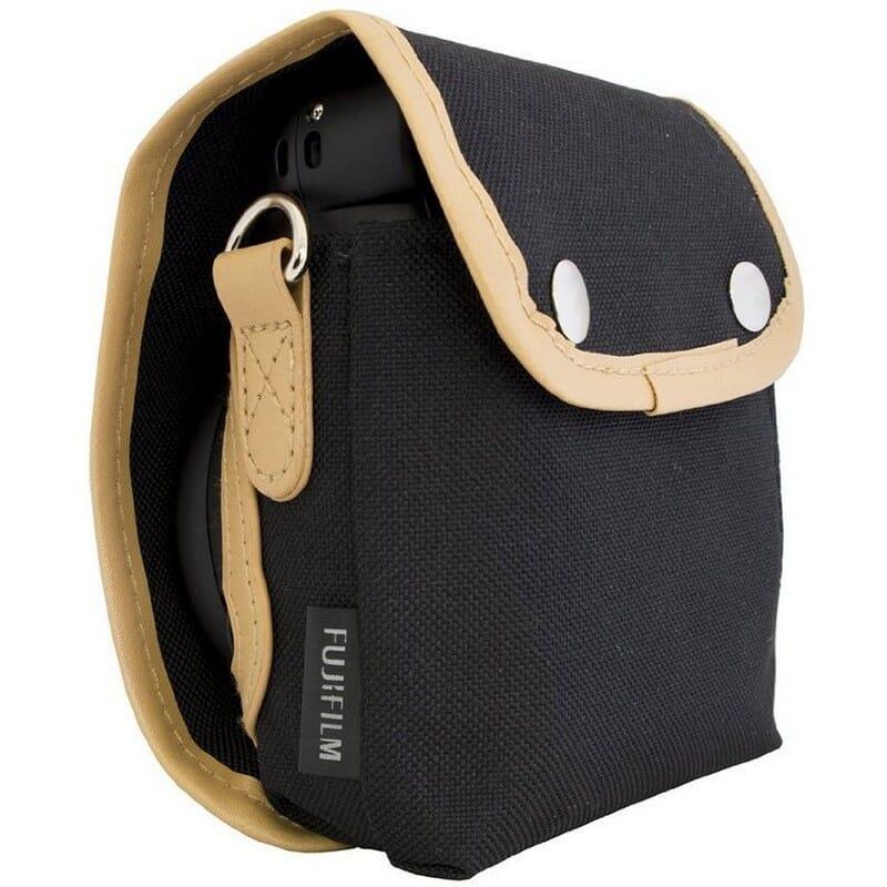 Instax Mini 8 Case Sort Kameraveske for Instax Mini 8 og