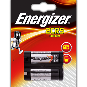 ENERGIZER 2CR 5 (DL245A) 6V