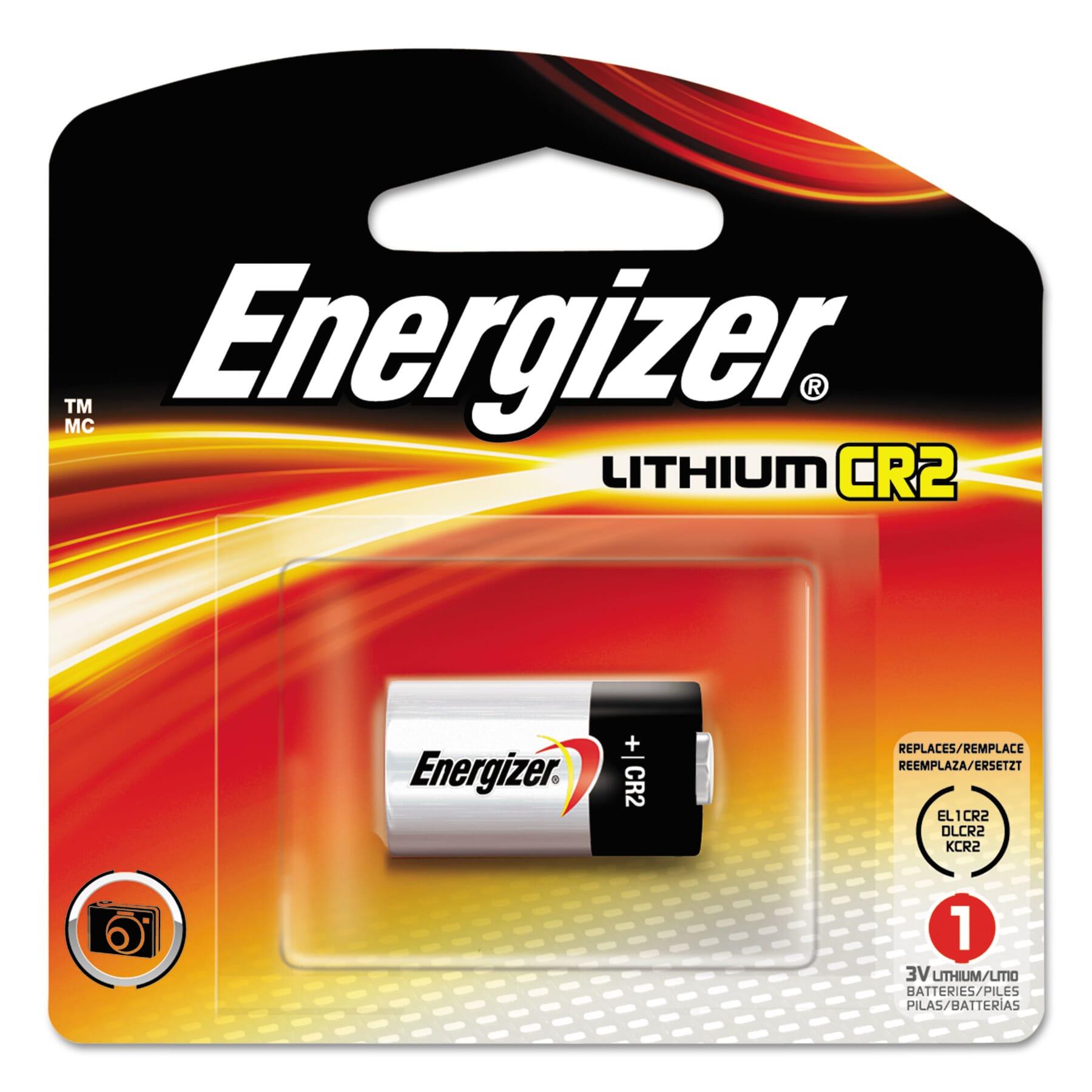 ENERGIZER CR 2 LITHIUM 3V Foto Jørgen AS