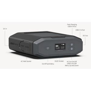 OMNI ULTIMATE POWERPACK 38,400 mAh