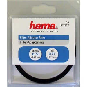 Hama Adapterring 72-77mm (Step-up)