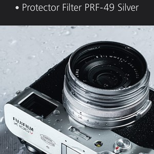 Fujifilm X100V Weather Resistant kit Silver