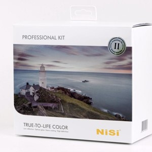 Filter Nisi professional II kit 100mm system