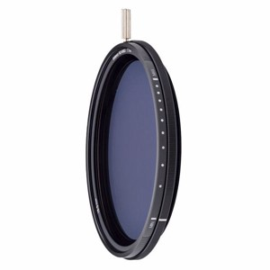 NiSi Filter ND-Vario 1,5-5 Stops Pro Nano 58mm