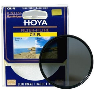 Filter Hoya slimframe PL-CIR 62mm