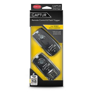 Hahnel Captur Remote Contr & Flash Trigger Sony