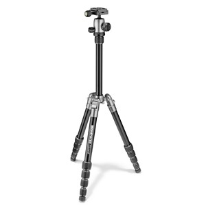 MANFROTTO Stativkit Element Liten Alu Grå