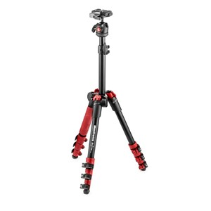 Manfrotto Befree Kit RED