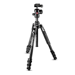 Manfrotto Befree Advanced  Alu Black