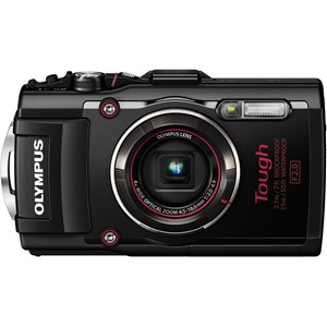 OLYMPUS Stylus Tough TG-4 black