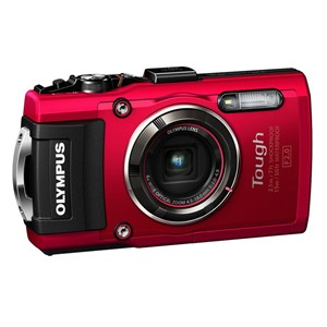 OLYMPUS Stylus Tough TG-4 red