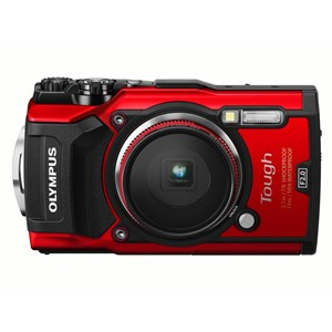 OLYMPUS Stylus Tough TG-5 Red