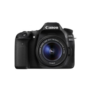 Canon Eos 80D / 18-55mm is STM