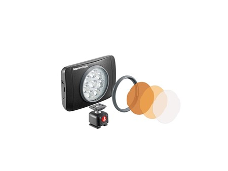 Manfrotto LED LUMIMUSE series 8