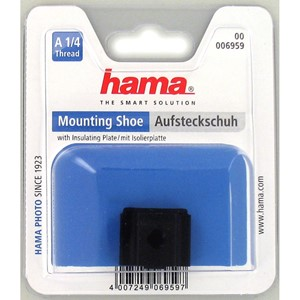 Hama 6959 mounting shoe
