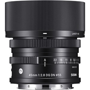 Sigma 45mm F/2,8 DG DN Contemporary (Sony)