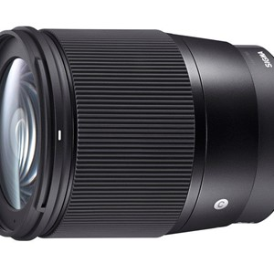 Sigma 16mm f/1,4 DC DN Contemporary til Canon EF-M