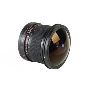 Samyang Fisheye 8mm f/3,5 Sony A-mount