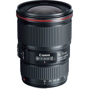 CANON EF 16-35mm/f4L IS USM