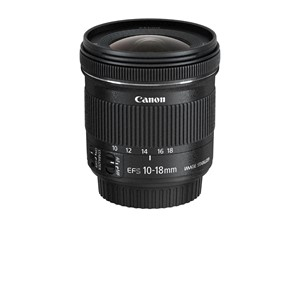 CANON EF-S 10-18mm f4,5-5,6 USM IS STM