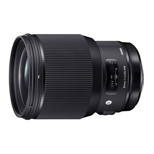 Sigma 85mm f/1,4 DG HSM ART Canon