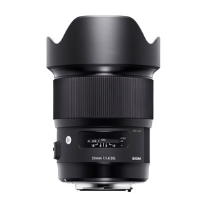 Sigma 20mm F1,4 DG HSM Art Canon