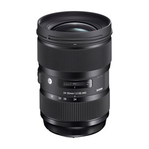 Sigma 24-35mm f/2,0 DG HSM ART Canon