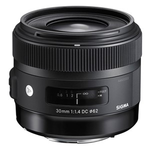 Sigma 30mm f1,4 DC HSM ART Canon