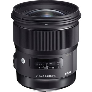 Sigma 24mm f1,4 DG HSM ART Canon