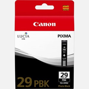 Canon PGI-29 PBK Photo Black (Pro 1)