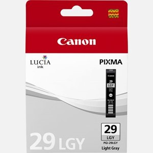 Canon PGI-29 LGY Light Gray (Pro 1)