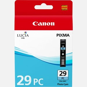 Canon PGI-29 PC Photo Cyan (Pixma Pro1)