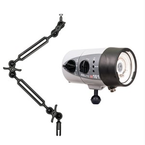 IKELITE STROBE KIT IKE DS161 WITH MARK II ARMS
