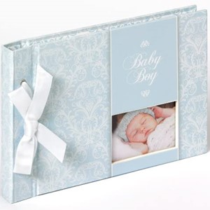 Walther baby album daydreamer blue mini