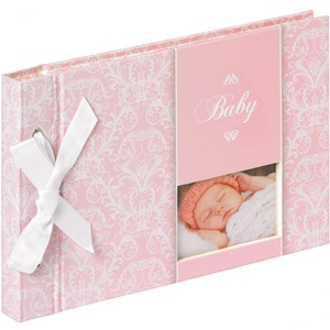 Walther baby album daydreamer pink mini