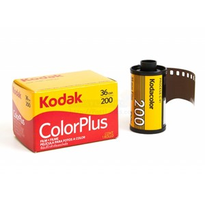 Kodak Color Plus 36/135 200 ISO