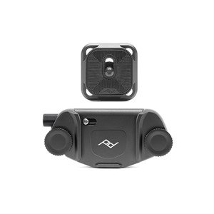 Peak Design Capture Camera Clip V3 + Plate (CP-BK 3)